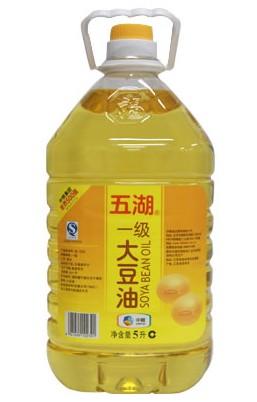 植物油/色拉油灌裝效果